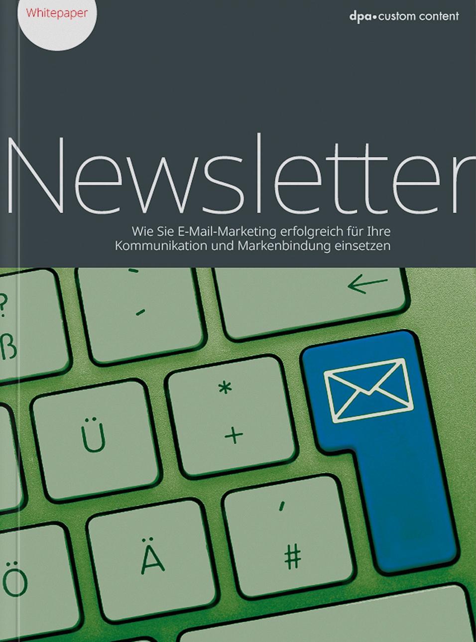 Mit Newsletter Kunden binden