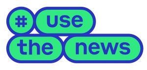 #usethenews Logo Junge Erwachsene