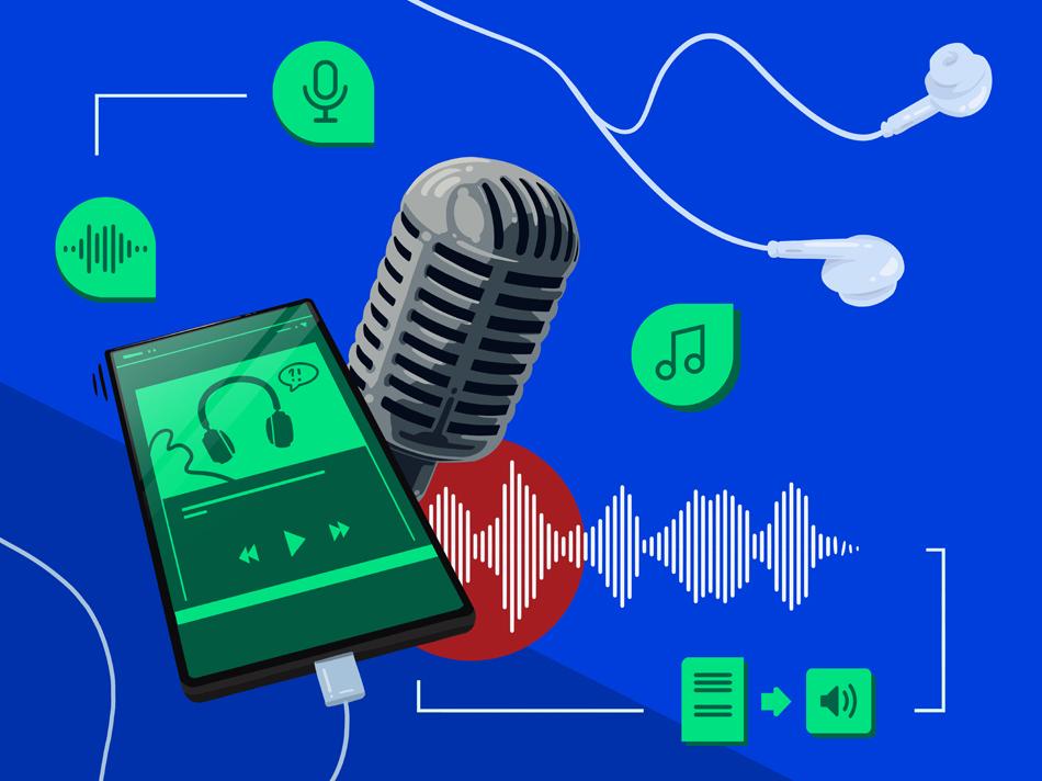 APIs, Töne, Text-to-Speech